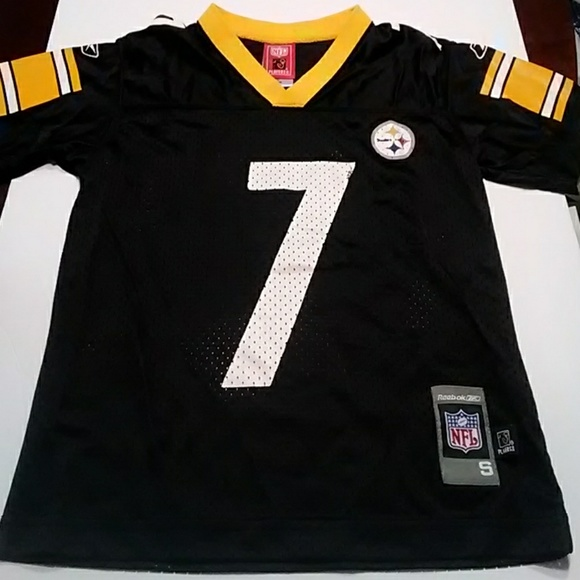 bf4ffc3deb7 Kid s NWOT Pittsburgh Steelers  7 Jersey. M 5c019abac89e1df8d87b6fe4